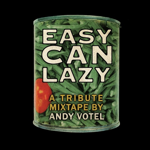 Andy Votel - Easy Can Lazy(BBC6 CAN Tribute Mixtape)