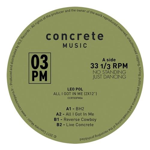 B2 Leo Pol - Live Concrete (Snippet)