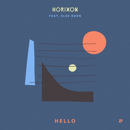 Premiere: Horixon feat. Else Born - Hello (Aera Dub Mix)