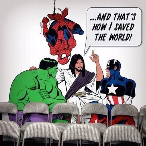Heroes And Jesus