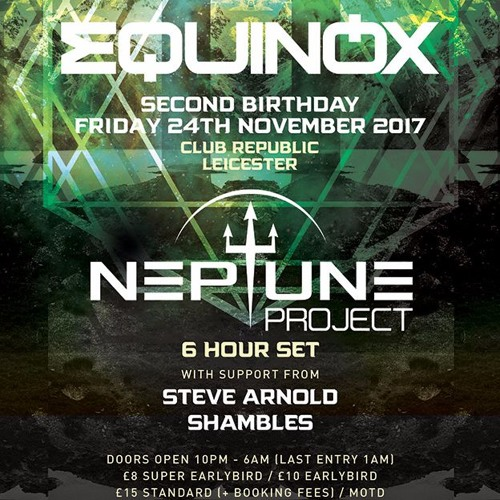 Ashley Bradbury Equinox Guestmix