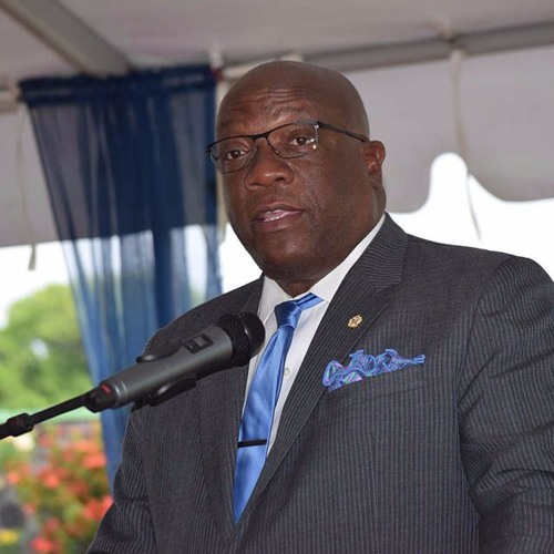 Address By The Hon. Prime Minister - After Hurricane Irma