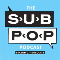 The Sub Pop Podcast - The One About Kim Warnick from The Fastbacks [S03, EP08]