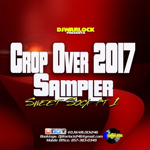 CROP OVER SWEET SOCA SAMPLER 2017