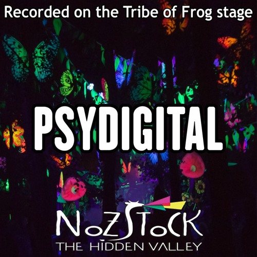 Psydigital - Recorded on the TRiBE of FRoG stage at Nozstock 2017
