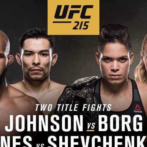 UFC 215 Preview Podcast