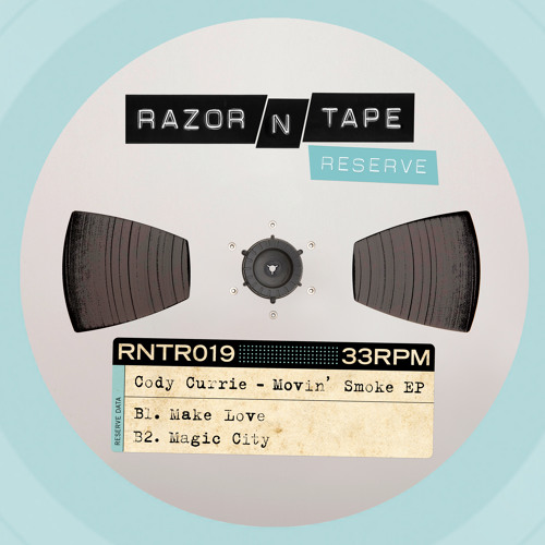 Sleazy Peek: Cody Currie - Magic City [Razor-N-Tape]