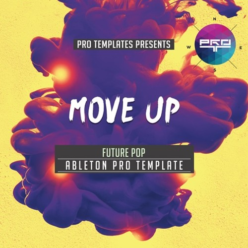 Move Up Ableton Pro Template