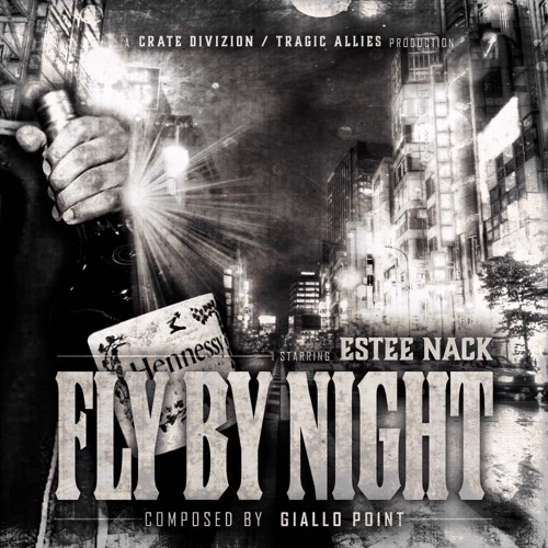 Estee Nack - Fly By Night Prod. giallo Point