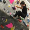 'Reaching for Things' at the Climbing Gym