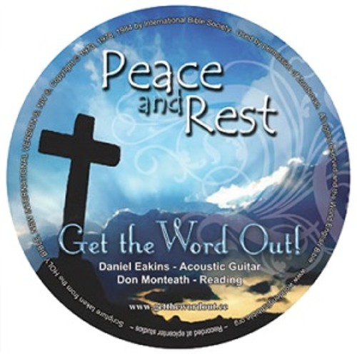 Peace and Rest - English