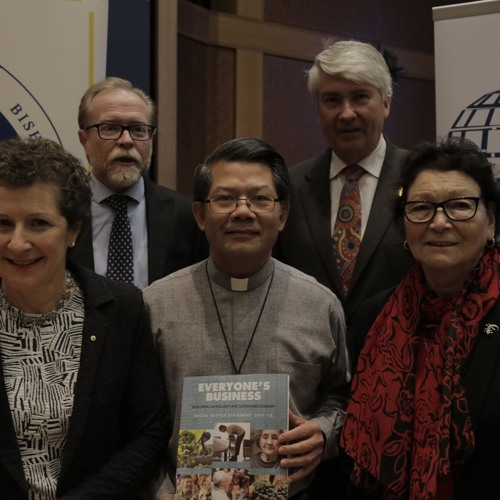 Launch of the Social Justice Statement