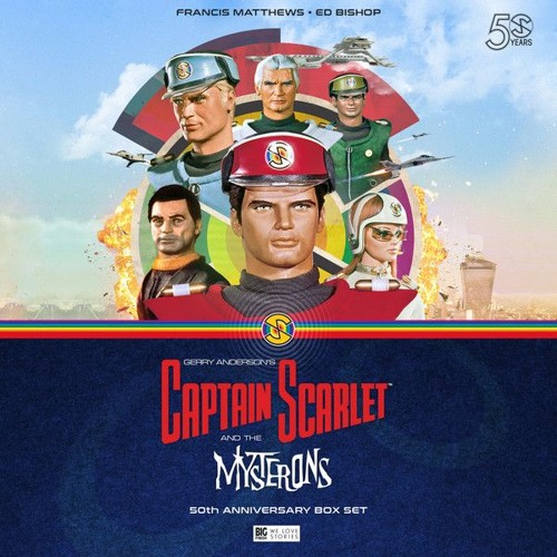 Captain Scarlet 50th Anniversary Audio Documentary - Big Finish