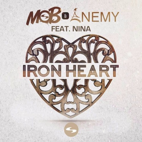 MOB & Enemy Ft Nina - Iron Heart