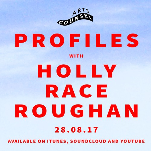 Arts Counsel Profiles: Holly Race Roughan