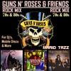 Download FOR DJs - ROCK- 70s & 80s - 5 MEGA HIT GUNS N' ROSES & FRIENDS MIX MARIO TAZZ Mp3