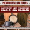 Midtempo country jam track in G - 120bpm
