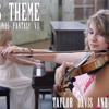 Final Fantasy VII Aeris Theme (Violin  Piano Cover Duet) Taylor Davis  Lara De Wit