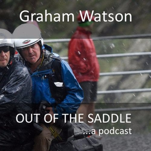 Out of the Saddle - Graham Watson