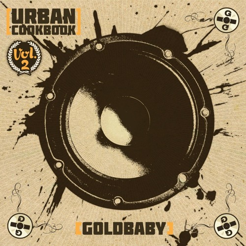 Urban Cookbook 2 by Goldbaby