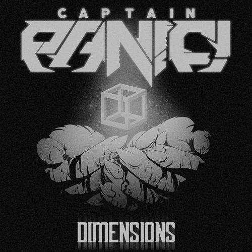 """Captain Panic! """"Dimensions"""" LP"""