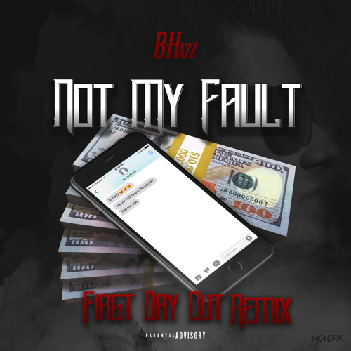 Not My Fault (Kodak Black Remix)