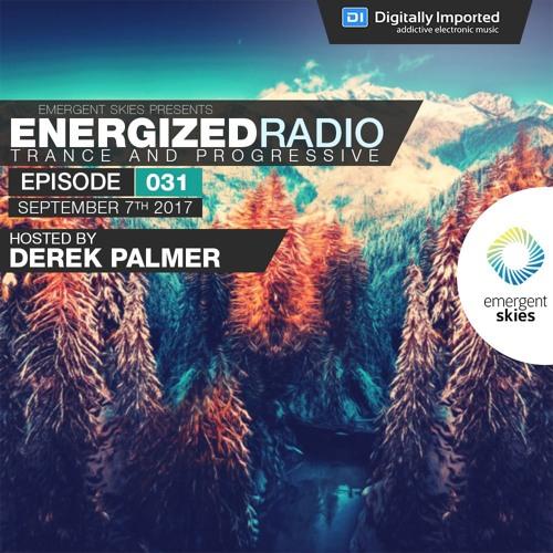 Energized Radio 031 with Derek Palmer