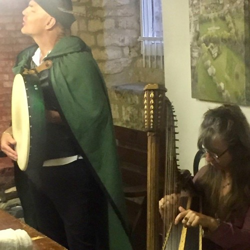 "Waywood's ""Death Of A Twelfth Century Hood"" (Very) Live At Bourne"