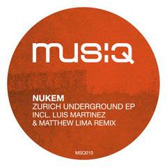 Nukem - Confused Groove (Matthew Lima Remix)