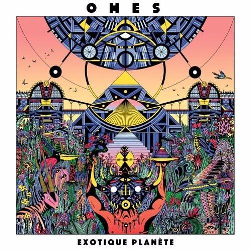 EXOTIQUE PLANETE EP - DYNAMITERIE RECORDS