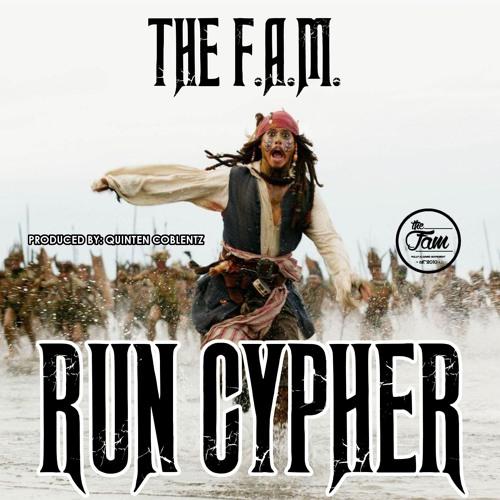 Run Cypher (Feat. J'fiyah, Ceej, Mr. Omg, Church B, Quinten Coblentz & Nameless Servant)