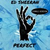 Perfect - Ed Sheeran (Female Version)
