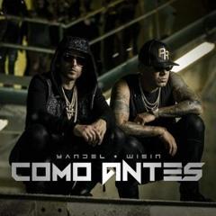 Como Antes - Wisin Y Yandel   Instrumental Original