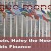 Rogue Mornings - BRICScoin, Haley the Neocon & Cannabis Finance (09/05/2017)