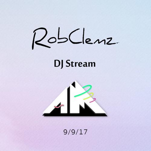 RobClemz Artzie Stream - 9/9/17