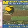 Bo Reloads!  This Week in Michigan Football History