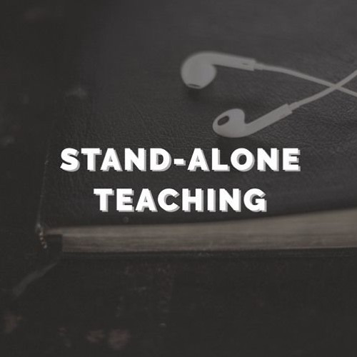 14 Stand-alone teaching - Coming down from the mountain (by Sam Priest)
