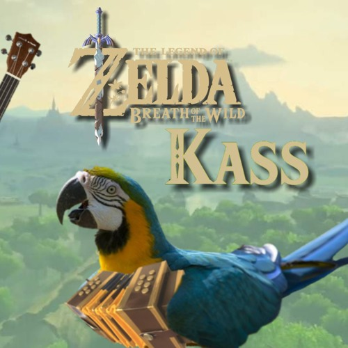 Kass' Theme (uke cover from The Legend of Zelda: Breath of