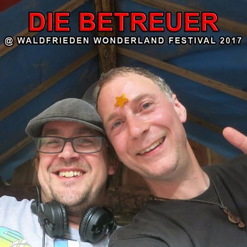 Die Betreuer @ Waldfrieden Wonderland Festival 2017
