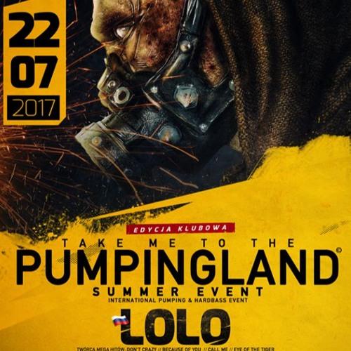 LoLo Pumpingland Magnes Wola Rychwalska Live (22.07.2017)