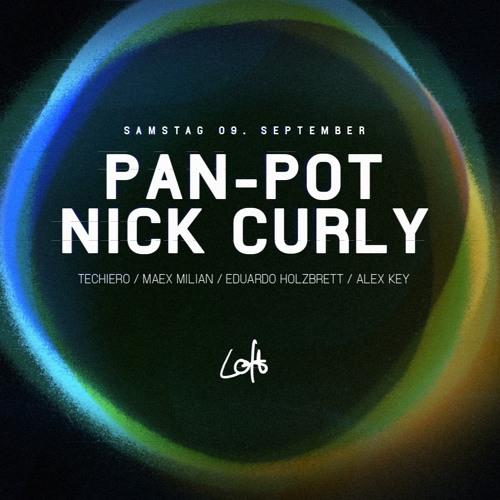 Techiero at Loft Club with Pan-Pot 09.09.2017