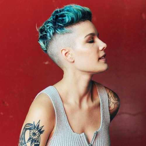 Download Halsey - Bad At Love (Stripped Version)