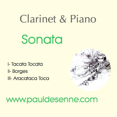 Sonata for Clarinet and Piano (3 mov)