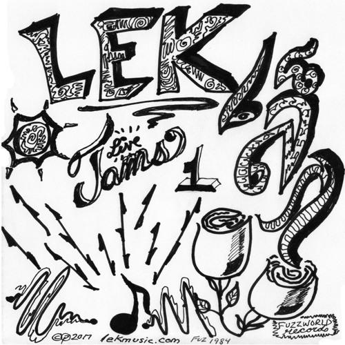 Live: NYC Studio Jam 1 / Rock Jam from Album 'Lek Live Jams 1'