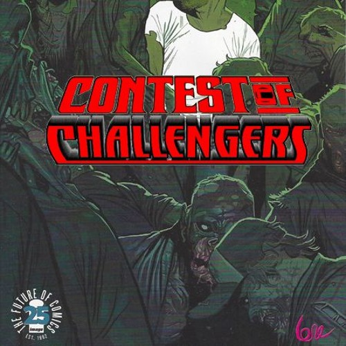Today's Comics Market is hard enough to manage without hurricanes(Contest of Challengers)