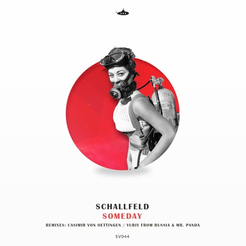 OUT NOW: schallfeld - Someday EP