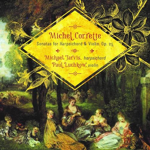 Michel Corrette: Sonatas for Harpsichord and Violin