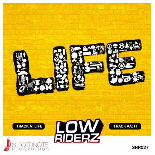 Life EP - Lowriderz (Out 30.10.17)