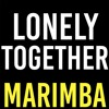 Lonely Together Marimba Ringtone - Aviici feat. Rita Ora