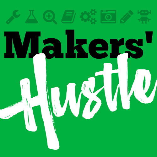 Makers' Hustle 57 - Brush Strokes and Bacteria (with Artologica)